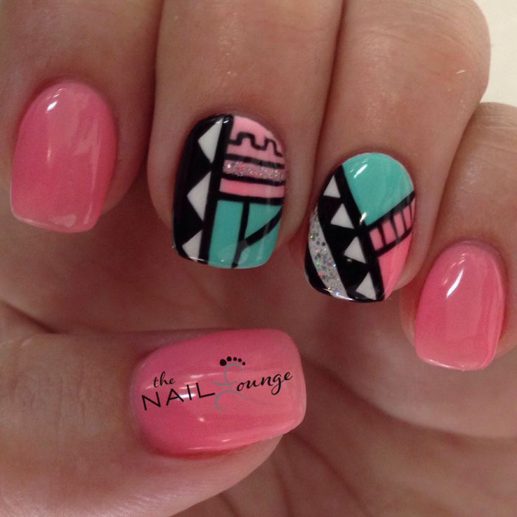 Aztec nails part ii 15 photos blackgirlish 8de49b7c4822b6482351a7b80598baad prinsesfo Images