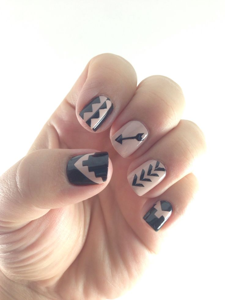 Aztec Nails Part Ii 15 Photos Blackgirlish