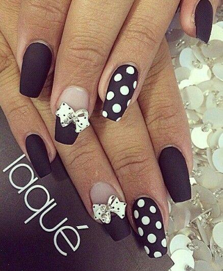 matte nails-blackgirlish.com