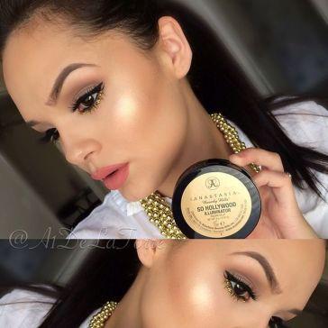 Strobing Makeup - beauty - blackgirlish.com