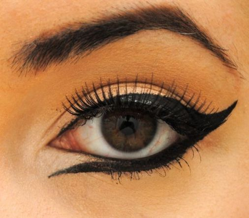 cat eye - blackgirlish.com