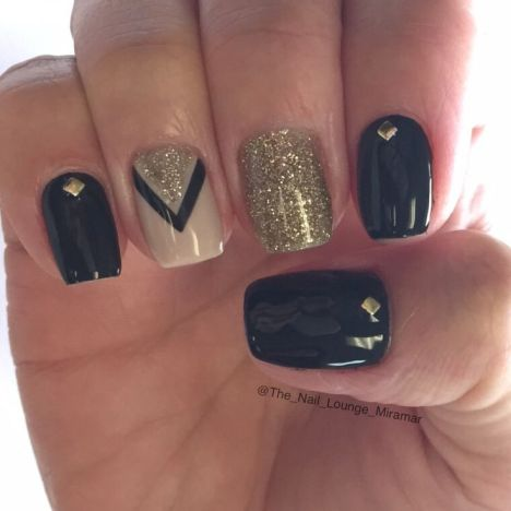 Bling Nail Art - Beauty -blackgirlish.com