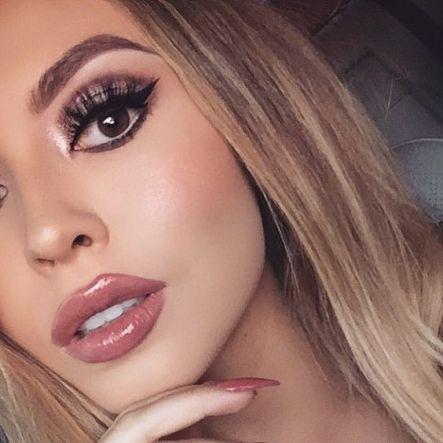 natural looking eyebrows-fleek