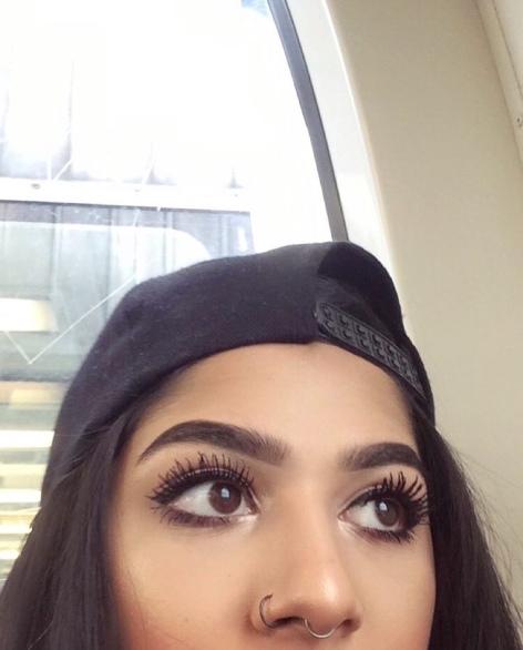 eye makeup-natural look-eyebrows