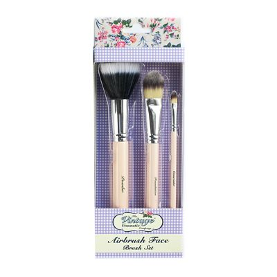 The Vintage Cosmetics Company Makeup Brushes