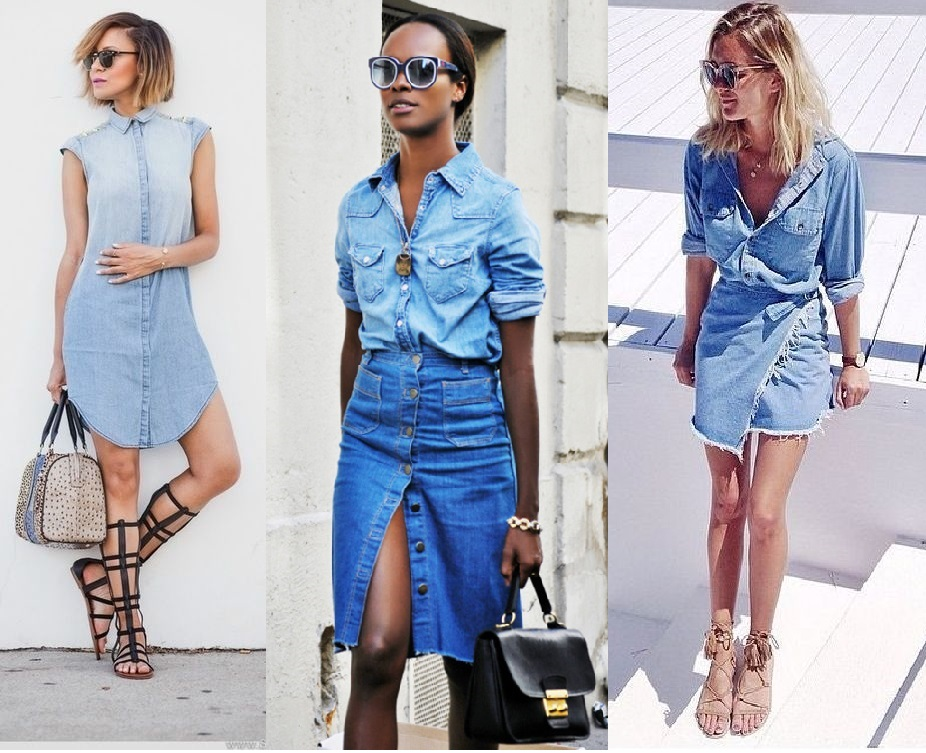 Denim Looks 2016