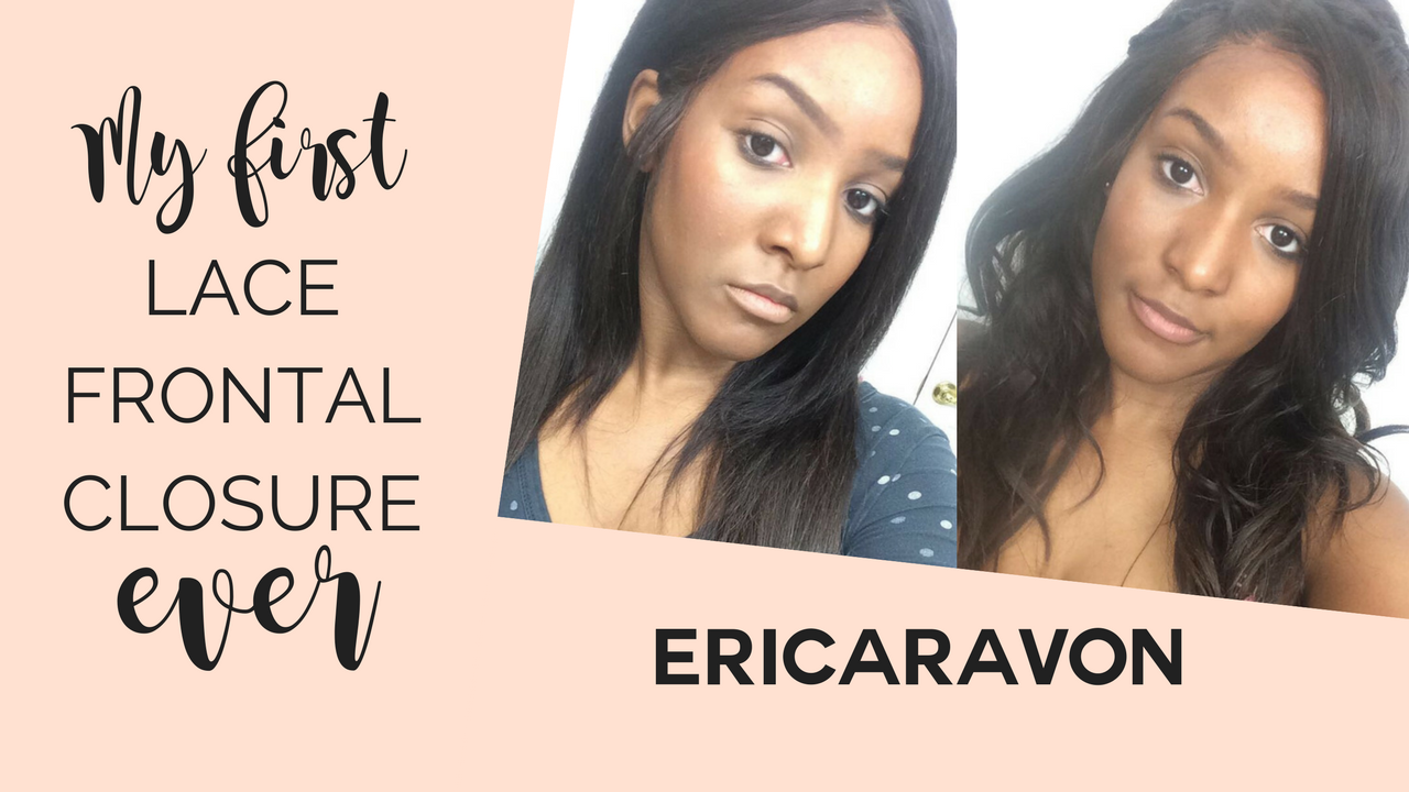 Lace Frontal Closure - Virgin Hair - blackgirlish.com