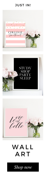 Wall Decor - Quote Print - Dorm Decor
