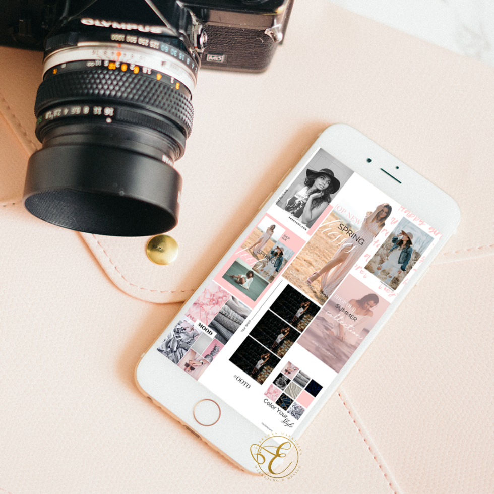 Instagram Stories Templates for Fashion Bloggers and Boutique Owners