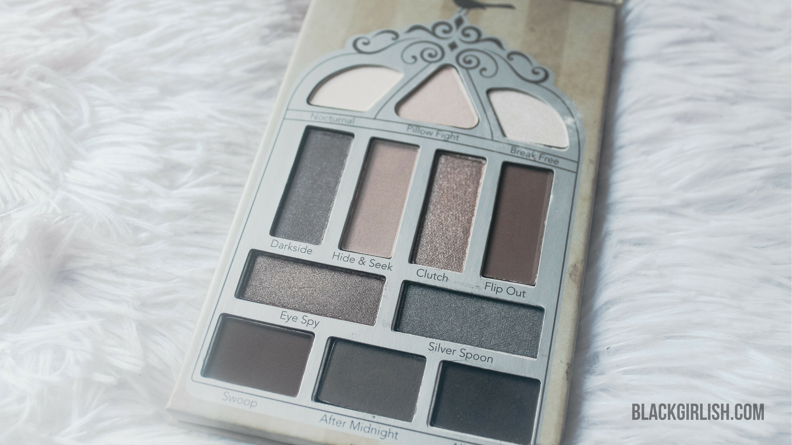 Pretty Vulgar Eyeshadow Palette - BoxyLuxe - blackgirlish.com