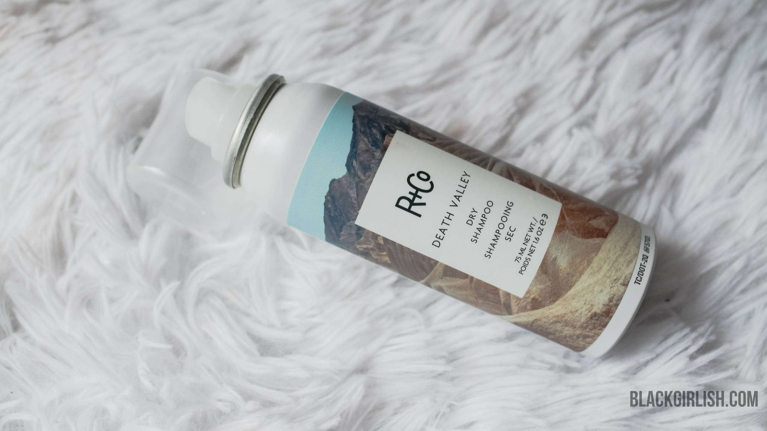 R + Co Death Valley Dry Shampoo - BoxyLuxe - blackgirlish.com