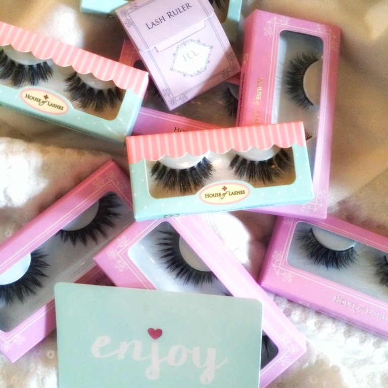 Beauty Brands I want to Try - House of Lashes