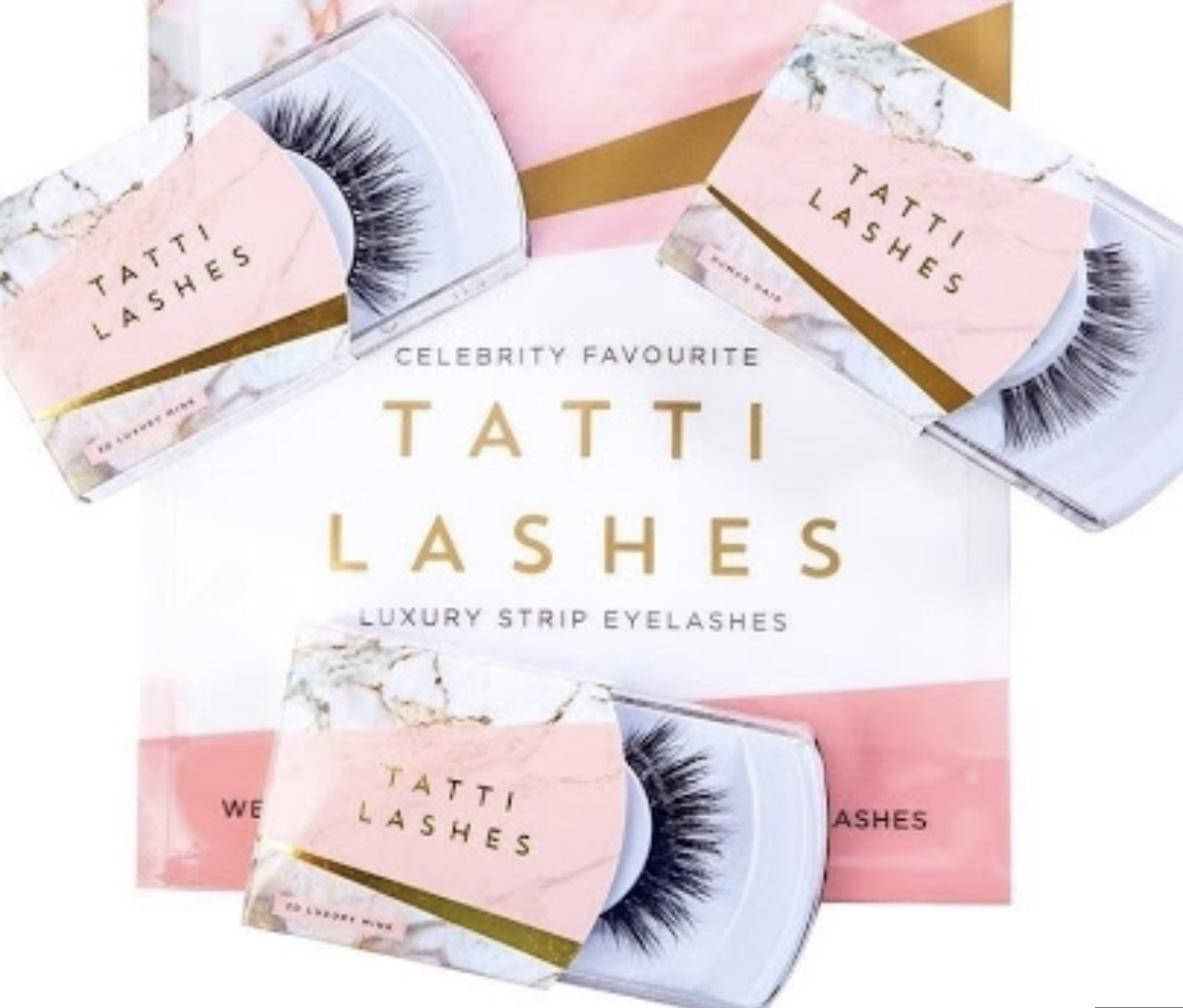 Beauty Brands I want to Try - Tatti Lashes